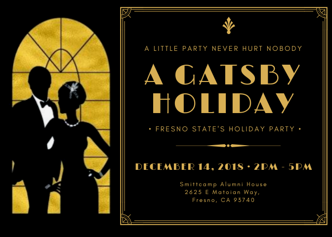 A Gatsby Holiday